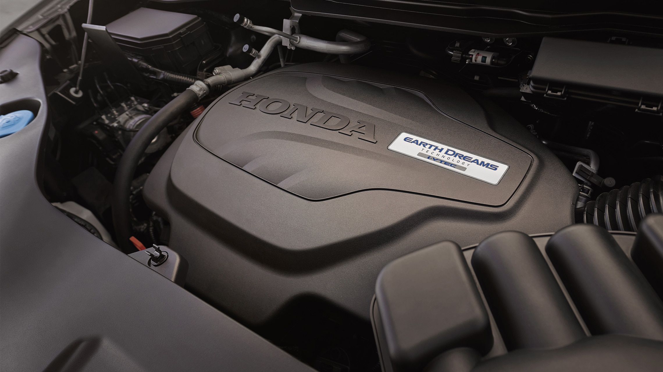 280-horsepower i-VTEC® V-6 engine on the 2021 Honda Passport Elite.